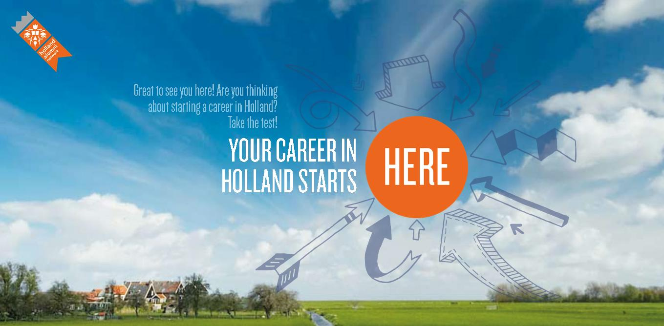 Career in Holland