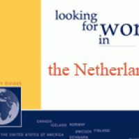 Looking for Work in the Netherlands