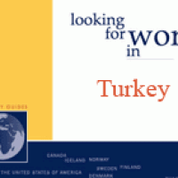 Looking for Work in Turkey