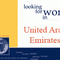 Looking for Work in United Arab Emirates