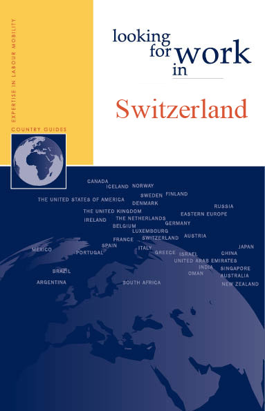 Looking for Work in Switzerland