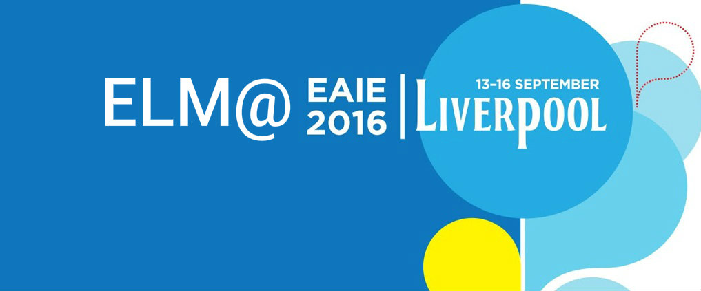 EAIE Conference 2016: Read, see and meet us