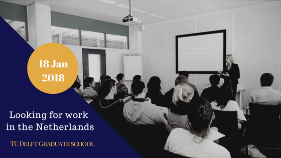 phd workshop  looking for work in the netherlands