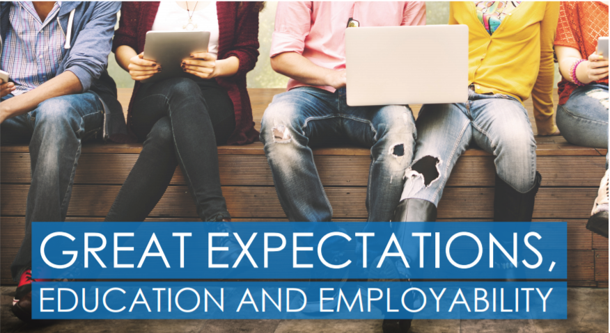 Vista Magazine: Great Expectations: Education and Employability